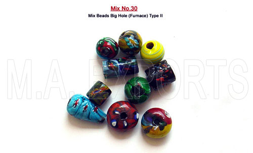 Mix Beads Big Hole (Furnace)